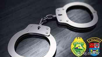 Homem baleado durante assalto em Santa Catarina é preso em Chopinzinho - RBJ