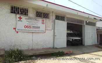Denuncian falsas llamadas de auxilio en la cruz roja de Huixtla - El Heraldo de Chiapas
