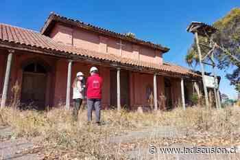 Levantan informes para retomar la restauración de la Capilla San Juan de Dios - La Discusión
