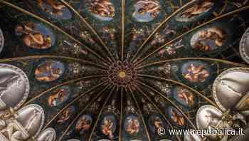 Parma, riapre al pubblico la Camera della Badessa di Correggio - la Repubblica