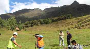 Buscan salvaguardar ecosistemas hídricos de Huancabamba con cultura ambiental - LaRepública.pe