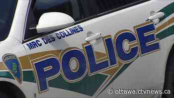 Driver injured after crashing into hydro pole northeast of Gatineau, Que. - CTV News Ottawa