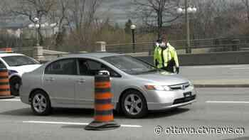 Ontario's extends interprovincial travel restrictions at Ottawa-Gatineau crossings until June 16 - CTV News Ottawa