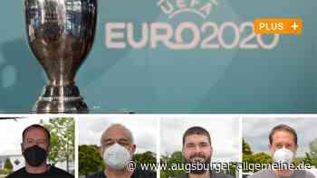 Umfrage in Illertissen: Wo schauen Sie die Fußball-EM? - Augsburger Allgemeine