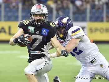 American Football: Dacia Vienna Vikings scheiterten im CEFL-Halbfinale - VIENNA.AT