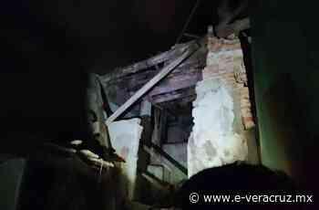 Vivienda, a punto de colapsar en barrio de La Huaca - e-veracruz