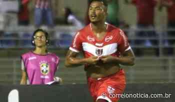 Após bater na ex-esposa, ex-jogador do CRB e Murici é preso em Maceió - Correio Notícia