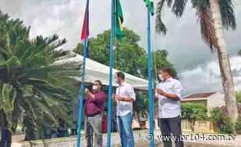 Olavo Neto comemora os 129 anos de Emancipação Política de Murici A solenidade aconteceu neste domingo - BR 104