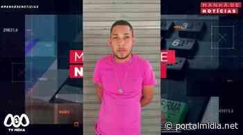 Acusado de assassinar gari na feira livre de Guarabira foi preso nesse final de semana. - PortalMidia