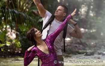 First look at Sandra Bullock and Channing Tatum in The Lost City of D - Flickering Myth