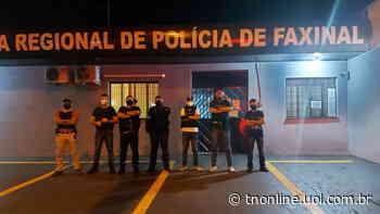 Polícia de Faxinal detém 27 por descumprirem lockdown; Vídeo - TNOnline - TNOnline