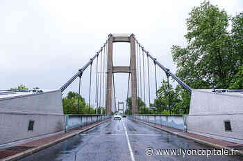 Métropole de Lyon : le pont de Vernaison à sens unique à partir du 23 juin - LyonCapitale.fr