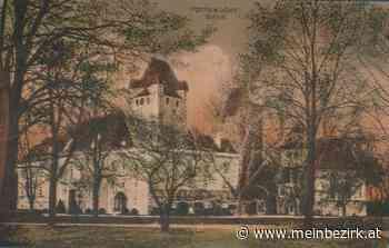 Archiv ...: Damals & Heute: Teil 2 - EBREICHSDORF Wasserschloss 1294 -1672 - 2021 - meinbezirk.at