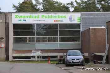 Burgemeester Luc Van Hove somber gestemd over zwembaddossier - Gazet van Antwerpen
