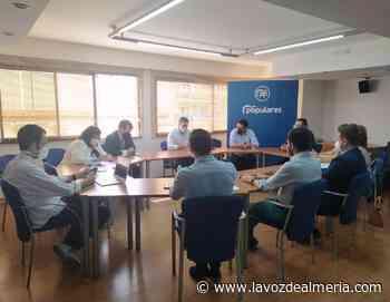 El PP elige otra vez Aguadulce para su congreso provincial - La Voz de Almería