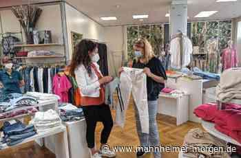 Erleichterung in Ladenburg: Fast wieder nach Herzenslust shoppen - Region Rhein-Neckar - Mannheimer Morgen