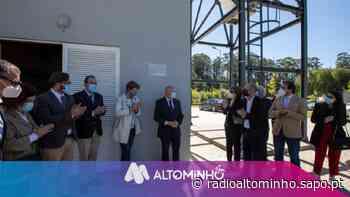 Secretária de Estado do Ambiente inaugurou nova ETAR de Ponte de Lima | Rádio Alto Minho - Diário Digital
