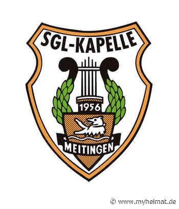 Musik-Ausbildung bei der SGL Kapelle - Meitingen - myheimat.de
