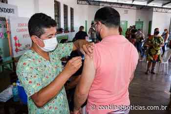 Cruzeiro do Sul começa a vacinar profissionais da educação - ContilNet Notícias