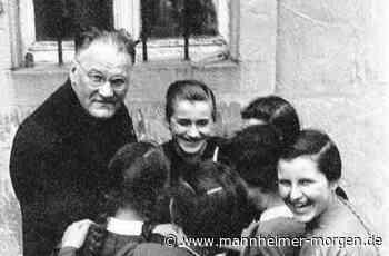 Erinnerungen an Pfarrer Eberhard - Schriesheim - Nachrichten und Informationen - Mannheimer Morgen