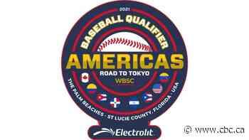Watch the WBSC Baseball Americas Qualifier