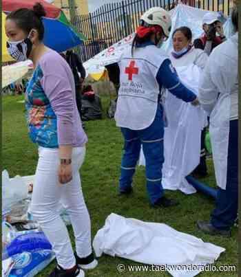 DENUNCIA INTERNACIONAL [COLOMBIA – FACATATIVÁ] El caos no es solo en Cali, es en todo Colombia. - Taekwondo Radio
