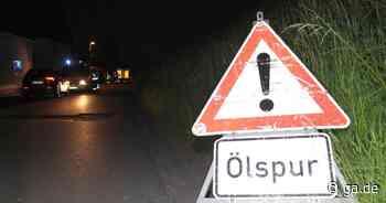 Fahrerflucht in Hennef: Polizei sucht Auto, das durch eine Hecke raste - General-Anzeiger Bonn