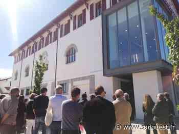 Hendaye inaugure ses halles Gaztelu, salle polyvalente ouverte à l'événementiel - Sud Ouest