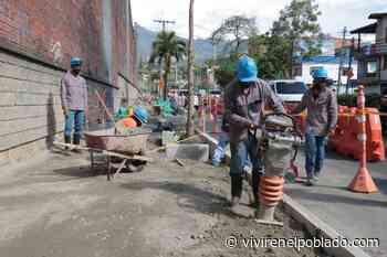 Recuperación vial del corredor que conecta a Itagüí con Envigado - Vivir en el poblado