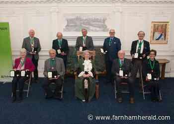 Rewarding years of dedicated service to Farnham - Farnham Herald