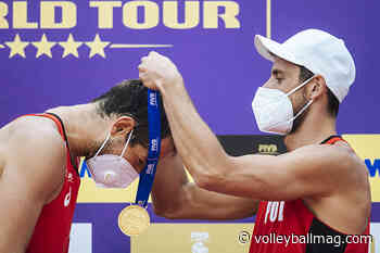 Losiak, Kantor win FIVB Sochi and leapfrog to No. 15 in world ranking   - Volleyball Magazine