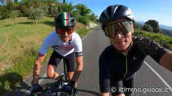Hanno scalato l'Everest... da Castelfiorentino a Montaione: l'impresa di due ciclisti - Il Tirreno