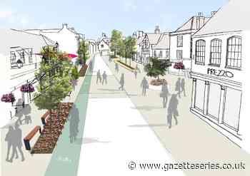 Thornbury High Street set to stay closed except for deliveries and drop-offs - South Cotswolds Gazette