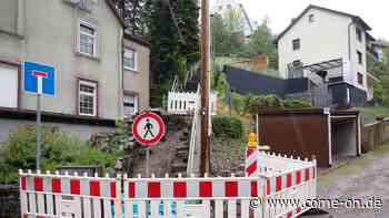 """An der """"Himmelsleiter"""" müssen Stufen erneuert werden - come-on.de"""