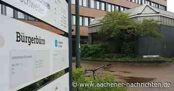 Stadt Eschweiler reagiert: Bürgerservice wird verstärkt, um den Ansturm zu bewältigen - Aachener Nachrichten