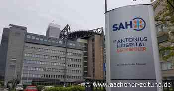 Fünfjahresplan vorgelegt: 30 Millionen Euro für Ausbau des Eschweiler Krankenhauses - Aachener Zeitung
