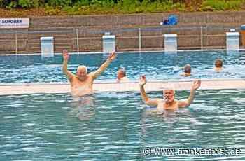 Saison-Auftakt - Schwimmspaß in Oberkotzau und Rehau - Frankenpost