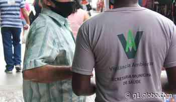 Cachoeiro de Itapemirim, ES, vai multar quem não usar máscara em locais públicos e privados - G1