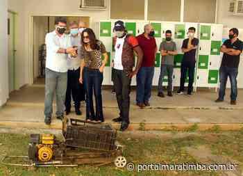 Campus Cachoeiro de Itapemirim presta contas do uso de recursos de emenda parlamentar - Portal Maratimba