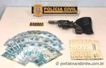 Polícia Civil: PCES recupera em Jaguaré carro furtado em Cachoeiro de Itapemirim - Portal Maratimba