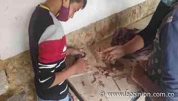 Cácota busca preservar su tradición en niños con cursos de alfarería | Noticias de Norte de Santander, Colombia y el mundo - La Opinión Cúcuta