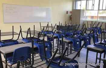 Volverán a clases presenciales en Charcas - Plano informativo