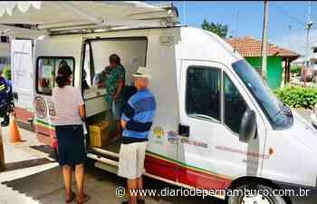 Unidade móvel de testagem atende no centro de Serra Talhada a partir desta segunda - Diário de Pernambuco