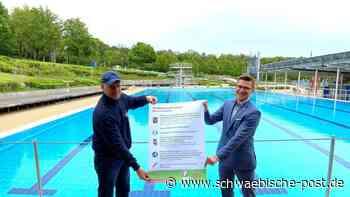 Freibadbesuch in Nördlingen ohne Coronatest   Bopfingen - Schwäbische Post