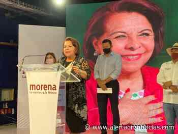 Asegura Celia Maya que respetará resultados de la elección, si se realizan conforme a la Ley - AlertaQro! Noticias