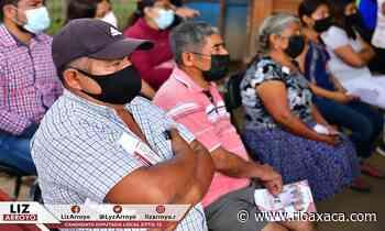 """""""En San Jacinto Amilpas, vamos por el triunfo"""": Liz Arroyo – RI Oaxaca - RIOaxaca"""
