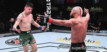 Brandon Moreno mostra confiança e promete agressividade para a revanche contra Deiveson Figueiredo no UFC 263 - SUPER LUTAS