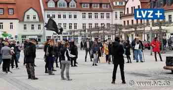 Oberbürgermeisterin Luedtke: Keine Einkesselung in Borna - Leipziger Volkszeitung