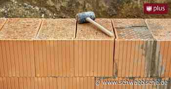 Zwei neue Baugebiete: Häuslebauer sind ganz heiß auf Bopfingen - Schwäbische