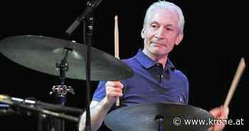 Happy Birthday - Rolling-Stones-Drummer Charlie Watts wird 80 - Krone.at